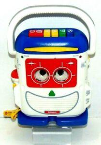 Vintage 1993 Playskool Mr Mike Cassette Player-Recorder PS-465 Tested!