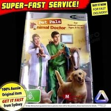 PET PALS (NEW!) Vet game for Windows PC Computer software animals kids toys petz