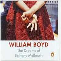 WILLIAM BOYD THE DREAMS OF BETHANY MELLMOTH CD AUDIO BOOK NEW SEALED FULL VERS