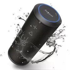 Bluetooth Speaker, Zamkol Speakers Portable Wireless, 360 Degree Sound and...