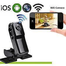 Mini MD81s Camera IP Remote Wireless WIFI DVR Hidden Spy Video Camera