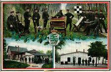 Militär & Krieg Ansichtskarten aus Sachsen
