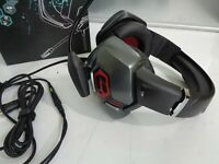 A6 Professional Gaming Headset Headphones 7.1 Surround Sound Noise Cancelling
