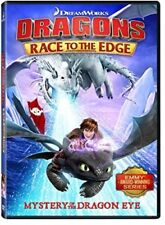 Dragons: Race To The Edge - Mystery Of The Dragon Eye [New DVD] Ac-3/Dolby Dig