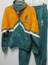 Atlanta Olympics 1996 Collection by STARTER Jacket Pant SET Women's MED VTG