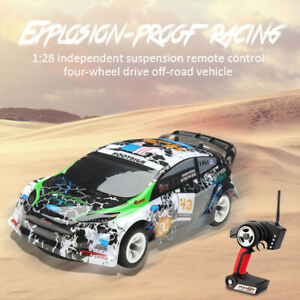 Wltoys K989 1/28 Voiture RC Voiture d'escalade 4WD Land Rover Off-Road RTR FR