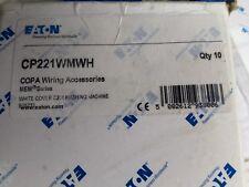 Eaton CP 221 wmwh per C201 COVER decorativi per lavatrice SWITCH
