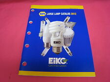 NAPA LARGE LAMP PARTS CATALOG 2012 (N-63)