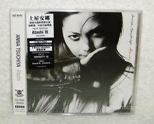 Japan Anna Tsuchiya Atashi 2010 Taiwan CD+DVD