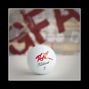 Tom Lehman PGA Champion Signed Autograph Titleist Golf Ball T3 COA GFA