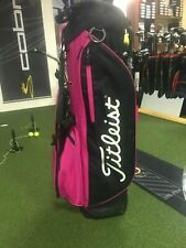 Limited Edition Titleist Pink out Players 4 Plus Stand Bag Tb9sx1po-05