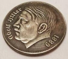Ww2 Wwii German Elite coin Ss Kampft Weiter Schilling Kantine 1889