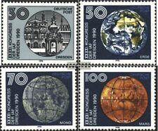 DDR 3360-3363 (kompl.Ausgabe) gestempelt 1990 Astronomische Föderation