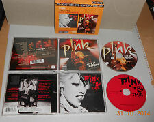 Album CD Pink - Try This + DVD Live in Europe  2008 41 Tracks sehr gut  05/16