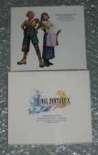 Final Fantasy X Limited Edition Soundtrack OST Original Complete Rare 10