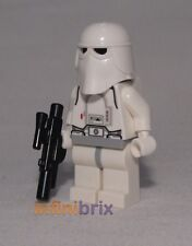 Lego Snowtrooper from Sets 8129, 7749, 7879, 7666, 10178 + 8084 Star Wars sw115