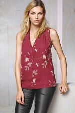 Next Berry Embellished Sleeveless Blouse (Tall) 14