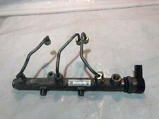 Audi Q7 Diesel Fuel Rail With Pressure Sensor 059130090AH .