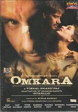 Omkara - Ajay Devgan , Kareena kapoor , saif Ali Khan  [Dvd] 1st edition