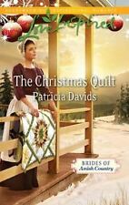 Love Inspired: The Christmas Quilt by Patricia Davids (2011, Paperback)