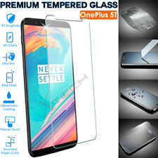 100% Genuine Premium TEMPERED GLASS Invisible Screen Protector For OnePlus 5T