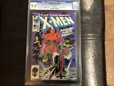 The Uncanny X-men # 185.  CGC grade 9.4.
