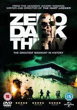 Zero Dark Thirty  Jessica Chastain, Jason Clarke, Joel Edgerton NEW UK R2 DVD