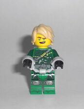 LEGO Ninjago - Lloyd (70651) - Minifigur Figur Thronsaal Ninja grün Hunted 70651
