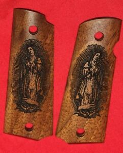 Colt Firearms Full Size 1911 Government / Commander Our Lady of Guadalupe Grips