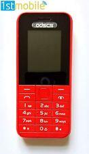 NEW BOXED ODSCN mini 225 DUAL SIM MOBILE PHONE, Unlocked RED or GREEN UK seller