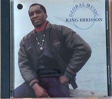 King Errisson - Global Music Album 1991 Ichiban Reggae Funk African Soul
