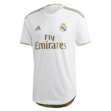adidas Men's Real Madrid 19/20 Authentic Home Jersey White DW4436