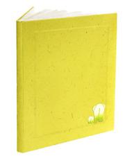 Mr. Ellie Pooh Light Green Sketch Book