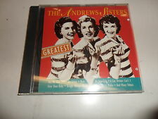 Cd   The Andrews Sisters  Greatest