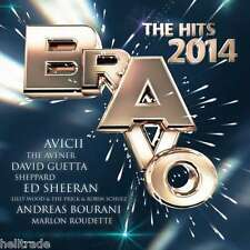 BRAVO THE HITS 2014 * NEW 2CD'S * NEU *