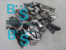Black Glossy Fairing Kit Fit HONDA VTR1000 RVT RC51 SP1 SP2 2000-2006 08 D2