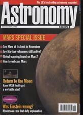ASTRONOMY NOW MAGAZINE - November 2005
