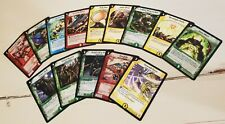 2004 WOTC Duel Masters Trading Cards Lot of 14 NEAR MINT