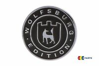 NEW GENUINE VW TOUAREG SIDE WOLFSBURG EDITION BADGE EMBLEM 561853688DYMS