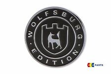 NEW GENUINE VW TOUAREG SIDE WOLFSBURG EDITION BADGE EMBLEM 561853688D YMS
