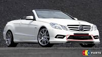 NEW GENUINE MERCEDES BENZ MB E CLASS A207 AMG FRONT BUMPER LOWER GRILLE BLACK