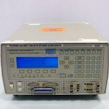 Marconi Instruments 2851s Digital Communication Analyzer Option 001