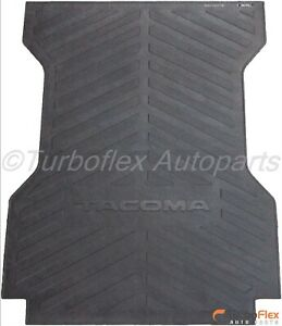 Toyota Tacoma 2005-2020 Long Bed Mat Genuine PT580-35050-LB 6FT LONG BED ONLY