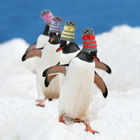 Tracks Charity Christmas Cards Dancing Penguins - Pack 5