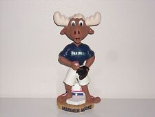 MARINER MOOSE Seattle Mariners Mascot Bobble Head 2002 Limited Edition MLB *New*