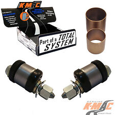 K-MAC Ford Falcon FG Front Lower Control Arm Inner Camber Bushes KMAC 181716-1 G