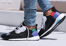 Adidas X Pharell Williams Solar Hu Glide St Ultraboost UK9.5 US10.5 Negro