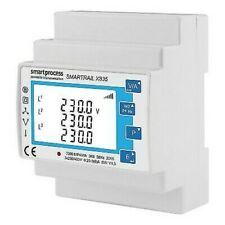 SMARTRAIL X835 Single Three Phase Digital Multifunction Meter CT Operated