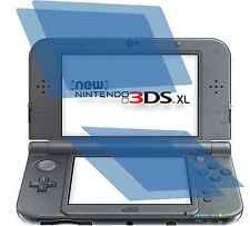 4x Nintendo New 3DS XL Konsole Schutzfolie Displayschutzfolie CC Displayfolie