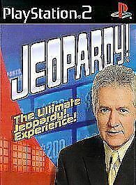 Playstation 2 Video Game Jeopardy